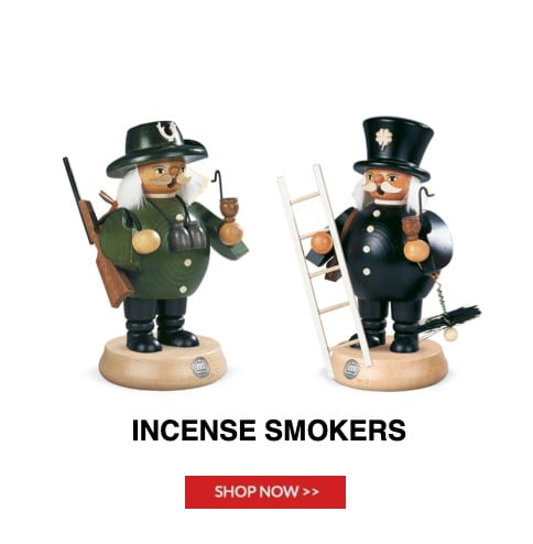 Incense Smokers, Made in Germany - Show Now