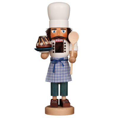 Nutcracker Baker Glazed